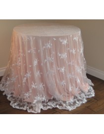 Vintage lace wedding table covers wedding decoration cloths one unit (50cm*140cm) price