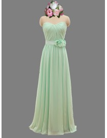 Awesome sweetheart mint green bridesmaid dresses SB-065